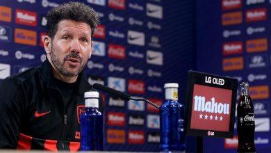 Photo of Simeone revela que el Atlético ahora es más ofensivo, Entérate el motivo