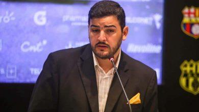 Photo of [VIDEO] Aquiles Álvarez: Nosotros estamos tranquilos y respaldamos a Bustos