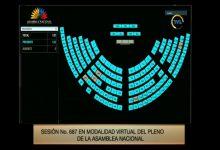 Photo of Asamblea censura a María Paula Romo y queda destituida de su cargo
