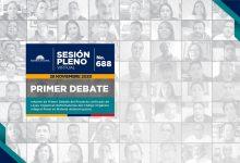 Photo of Pleno tramitó en primer debate el proyecto de reforma penal en materia Anticorrupción