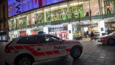"""Photo of Ataque terrorista en Suiza: """"Mujer que atacó con cuchillo a clientes es yihadista"""""""