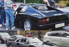 Photo of El Ferrari negro, único en el mundo, que rechazó Diego Armando Maradona