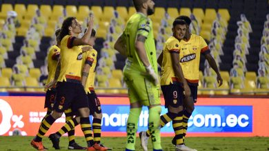 Photo of [VIDEO] ¡El ídolo va con fuerza al Clásico! BarcelonaSC 3 vs. Macará 0
