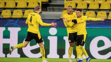 Photo of Doblete de Haaland para liderar la victoria del Borussia Dortmund