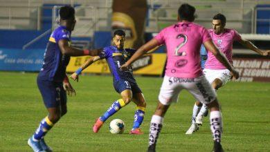 Photo of Una mano de Alvarado le da tres puntos al Campeón!!!! Delfín derrota (1 a 0) a IDV