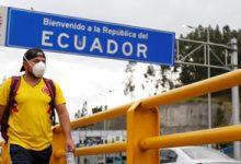 Photo of Ecuador registra 1 375 casos nuevos de covid-19 en 24 horas; el total llega a 190.909