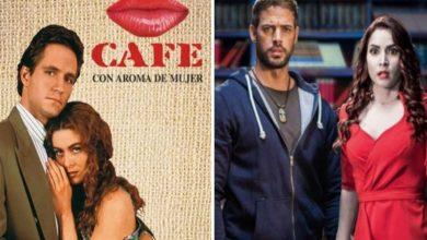 Photo of William Levy graba remake de «Café con aroma de mujer»
