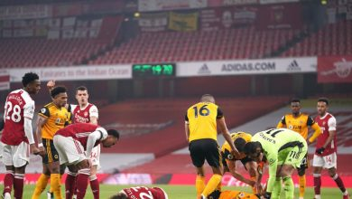 Photo of Wolverhampton derrota al Arsenal en duelo del choque de cabezas