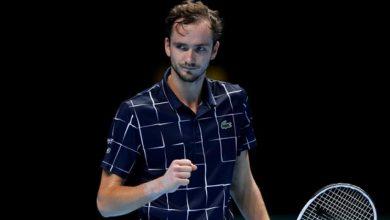 Photo of Daniil Medvédev se corona campeón en el Masters Finals