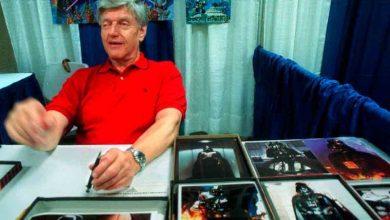 Photo of Muere Dave Prowse, interpretó a Darth Vader en Star Wars