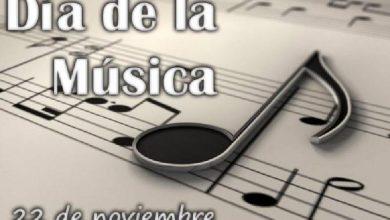 Photo of Hoy de 22 de noviembre se celebra el Día de la Música