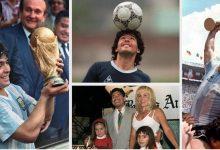 Photo of La BBC: Diego Maradona y una carrera de la leyenda argentina en imágenes