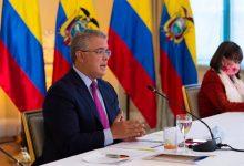 Photo of Presidente colombiano Iván Duque se compromete a impulsar ingreso de Ecuador a la Alianza del Pacífico