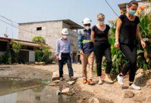 Photo of Agencia Francesa de Desarrollo visita sectores donde se construirá proyecto de alcantarillado para 150.000 personas