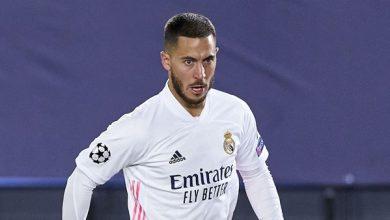 Photo of Real Madrid confirmó la lesión muscular de Eden Hazard