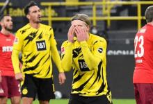 Photo of Sorpresa en la Bundesliga: Dortmund pierde (2-1) como local ante Colonia y quedó a 4 puntos del Bayern Munich