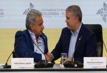 Photo of Ecuador y Colombia tendrán cita en el encuentro presidencial y IX Gabinete Binacional