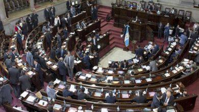 Photo of Congreso de Guatemala anula polémico presupuesto