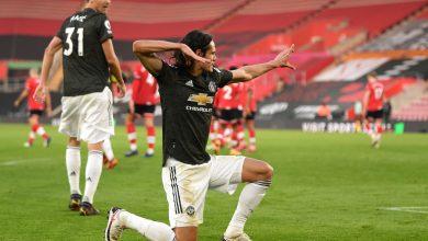 Photo of Edison Cavani fue la solución para remontar y vencer 3-2 al Southampton