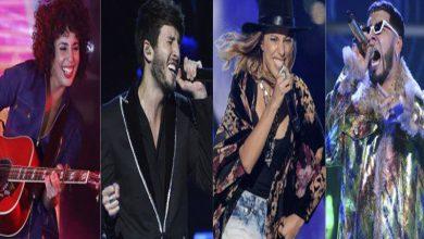 Photo of Latin Grammy: Artistas ensayan para una ceremonia histórica