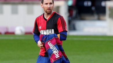 Photo of Ratificaron la sanción a Lionel Messi por homenajear a Diego Maradona