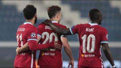 Photo of Diogo Jota hizo tres y Liverpool venció (0-5) al Atalanta