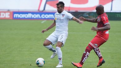 Photo of Lucas Villarruel tiene coronavirus y no jugará contra Santos