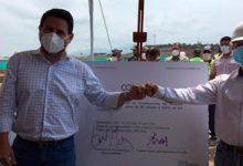 Photo of Martínez firma nuevo contrato para la construcción del hospital de Pedernales