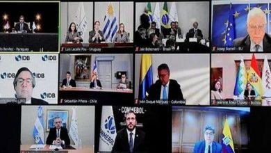 Photo of Presidente argentino aboga por impulsar Mercosur ante Bolsonaro