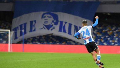 Photo of Homenaje a Maradona y goleada del Napoli a la Roma