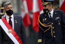 Photo of Perú: Francisco Sagasti cambia a jefe policial por represión a marchas