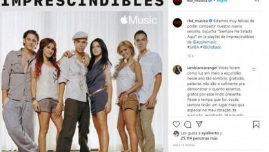 Photo of RBD regresa después de 12 años con tema inédito