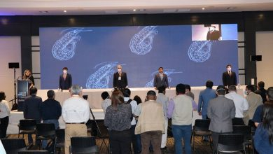 Photo of La Aqua Expo 2020 arrancó en Guayaquil con estrictas medidas de bioseguridad en su versión presencial