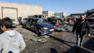 Photo of Al menos 5 muertos en Siria por atentado con coche bomba