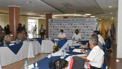 Photo of En Guayaquil se instaló Comité de Seguridad para coordinar acciones contra la delincuencia