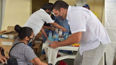 Photo of Miles de samborondeños son atendidos con brigadas médicas