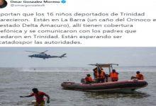 Photo of Jueza de Trinidad y Tobago ordena liberar a 10 niños venezolanos