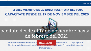 Photo of Ciudadanos asignados como miembros de JRV se apuran por acceder a capacitación virtual para evitar multas
