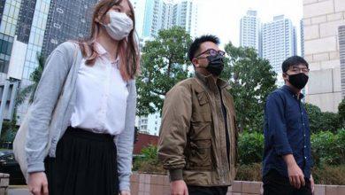 Photo of Hong Kong: jóvenes líderes pro-democracia detenidos tras declararse «culpables»