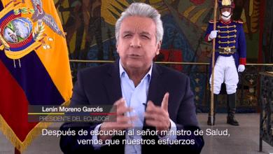 Photo of El presidente Lenín Moreno reemplazó a Patricio Espíndola en la Gobernación de Napo