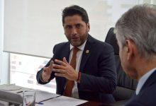 Photo of Iván Ontaneda resaltó la necesidad de consolidar la relación bilateral con socios Premium como EEUU