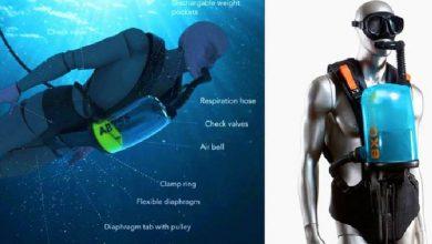 Photo of Crean pulmón artificial para respirar bajo el agua por tiempo ilimitado