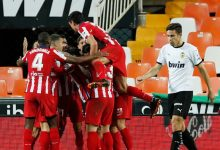 Photo of El Atlético de Madrid gana en su visita a Valencia (0-1) y son segundos