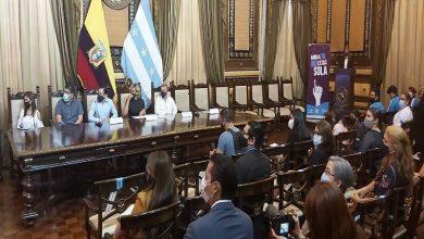 Photo of El plan 'Amiga, ya no estás sola' ahora es parte de la Corporación para la Seguridad Ciudadana de Guayaquil
