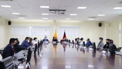 Photo of Autoridades firman con nueve organizaciones políticas un acuerdo por la salud, la vida y la democracia