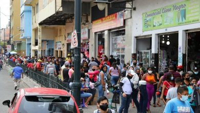 Photo of Coronavirus en Guayaquil: comercio en la Bahía se mantiene, pero con controles en bodegas y a los informales