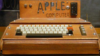 Photo of Subastan un ordenador Apple I original y aún operativo