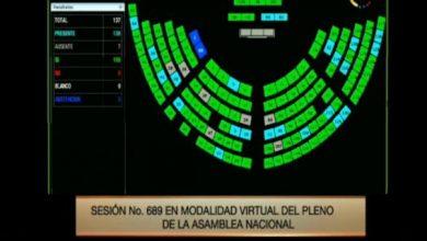 Photo of Con 127 votos la Asamblea Nacional aprueba Ley Anticorrupción