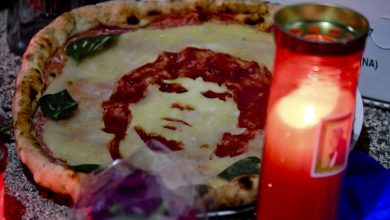 Photo of Pizzas, pastas y chocolates de Napoli para pagar a Maradona