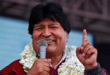 Photo of Evo Morales regresa a La Paz a más de un año de su renuncia